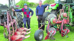 Keeping it in the family - Longford father and son ploughmen shine at #Ploughing17