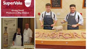 SuperValu Food Academy: Supporting local goes a long way for Longford producers