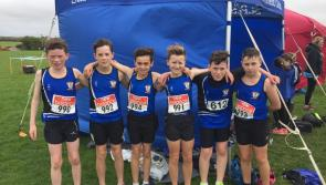 Super performance from St. Peter's AC as cross-country season gets underway