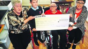 Longford Pop-up Charity Shop raises €4,961 for Oncology Unit in Cavan