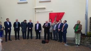 More than a century after its foundation Granard Buttermarket is reopened