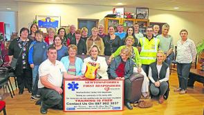 Newtownforbes  Cardiac First Responders group launched