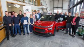 Major award for Keenan Bauer Motors