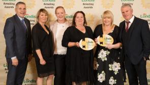 Dundalk Londis store wins big at retail awards
