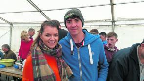 Pictures:  Third Darren McGlynn Memorial Tractor Run in aid of 'Sick Children Fund'