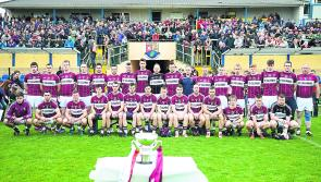 Longford Leader gallery: Joy unbridled as Mullinalaghta St Columba's claim back to back county senior titles