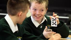 Arranmore Island students celebrate Maths Week