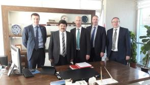 IFA and Bord Bia visit Turkey to discuss live export trade