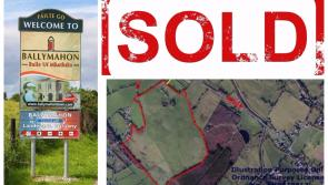 100 acre Longford farm sells for €720,000 at auction