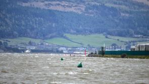 OPHELIA: Cooley peninsula braces itself for 'large waves' later