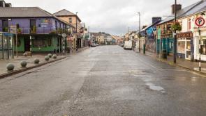 Ghost Town...Longford in lockdown as Ophelia strikes