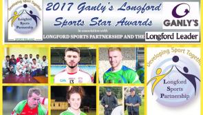 Ganly's Longford Sports Star of the Month Award for September