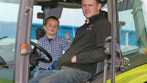 Successful tractor run for 'Laura's Russian Lifeline' in Longford town
