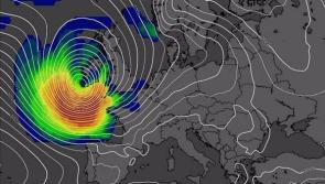 Longford anticipates second storm in a week as #StormBrian heads towards Ireland