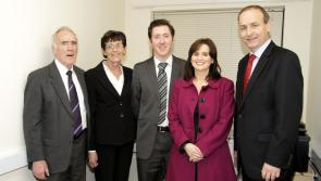Fianna Fáil Leader Micheál Martin pays tribute to 'committed Longford community activist' Cllr Padraig Loughrey