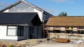Louth school building projects incomplete after nearly three years