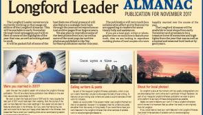 Longford Leader Almanac: Attention local poets, writers and photographers