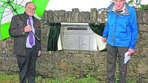 Ardagh plaque unveiling to lift lid on history of Old Lower Churchyard