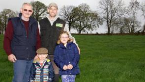 Longford farmers in line for Teagasc grassland award