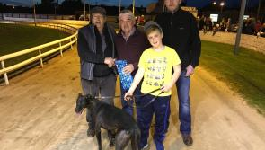 Longford Leader gallery: Ballymore GAA Club Night at the Dogs fundraiser at Longford Greyhound Stadium