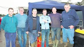 Lanesboro and Granard firms spearhead well attended silage sampling clinic and open day