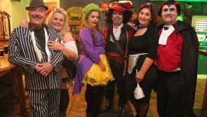 Longford Leader gallery: Spooktacular turnout in Granard for Christmas Lights fundraiser