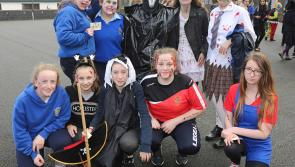 Longford Leader gallery: Scoil Mhuire Witch Run