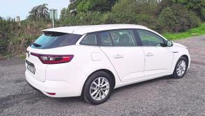 Longford Leader Motoring: Lots of room for all the family in the Renault Megane