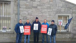 'We are being walked on', slam Longford Iarnród Éireann staff