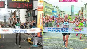 Longford marathon rivals Gary O'Hanlon and Freddy Sittuk at centre of national title controversy