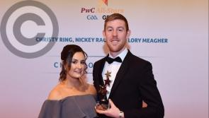 Nicky Rackard Cup Champion 15 Award for Longford hurler Seamus Hannon