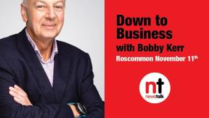 Bobby Kerr's 'Winning Back the High Street' roadshow rolls into The Abbey Hotel, Roscommon
