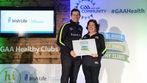 Dromard among the first official GAA Healthy Clubs to receive national recognition