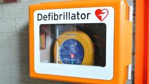 Ballymahon defibrillator group member helps save man's life
