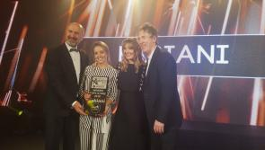 Longford's fabulous Fabiani boutique achieves Top5 Store of the Year status at 20th Retail Excellence awards
