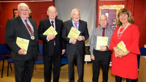Longford Historical Society's launched its journal, Teathbha at Longford County Library