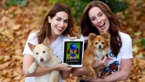 ISPCA News - Holly White and Aoibheann McCaul launch the ISPCA Petmoji App