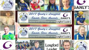 Vote for the overall 2017 Ganly's Longford Sports Star of the Year award winner