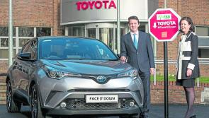 Toyota Ireland partners with FBD Insurance