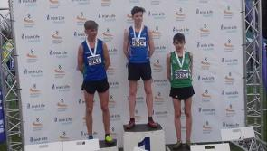 Longford athlete Cian McPhillips wins National U-16 Cross Country Championship title