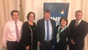 Fine Gael complete their general election line-up for Longford/Westmeath