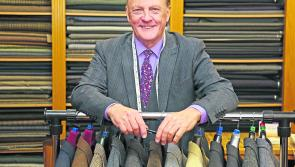 End of an era as Longford tailor Tom Kelly puts the shears away