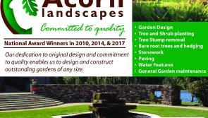 Acorn Landscapes wins prestigious landscape award