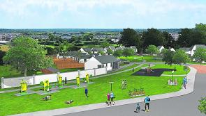 Revised plans for Dun Áras in Ballymahon
