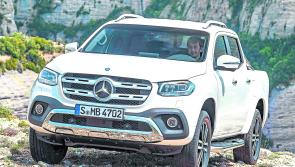 New Mercedes-Benz X-Class pickup launched