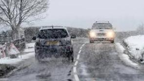 Weather Alert: Longford motorists advised to drive with care following snow warnings