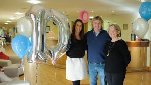 Thomond Lodge Nursing Home, Ballymahon celebrates 10th Anniversary