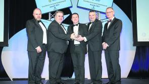 Longford County Arts Office recognised with national award