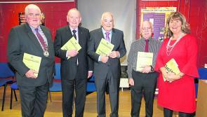 Longford Historical Society launch Teathbha journal