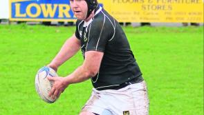 Longford Rugby Club back on track with comprehensive win away to North Kildare